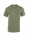 *Мъжка тениска Gildan heather military green
